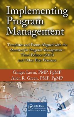Implementing Program Management By Levin, Ginger/ Green, Allen R.